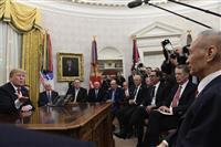 米産業界から反対や懸念 トランプ氏の中国撤退要求