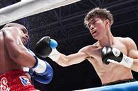 田中、2度目の防衛成功 ボクシングWBO世界戦