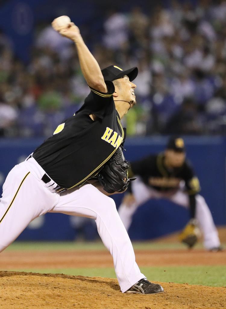 ヤ4-7神 阪神が今季初の5連勝