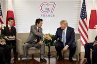 日米貿易協議「合意間近だ」…実利見いだすトランプ氏