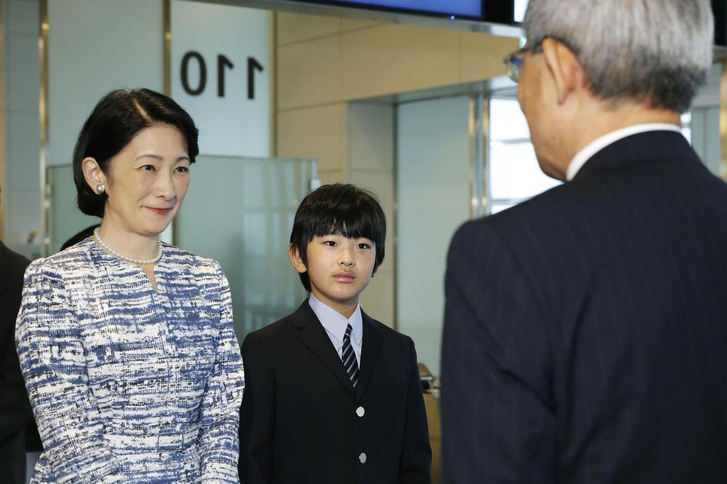 悠仁さま、ブータンからご帰国 王族と交流「日本」見つめる機会…
