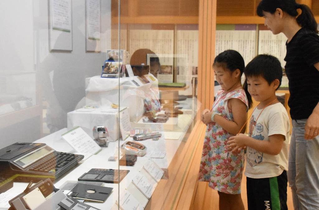 平成の30年懐かしんで 奈良・生駒ふるさとミュージアムで企画…