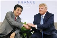 日米首脳会談 対北で日米韓の連携確認 GSOMIAは議題にならず