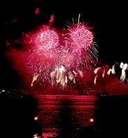 【ハイ檀です!】(173)花火見物