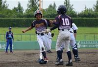 全国選抜少年野球大会 4チームできょう決勝T 山口