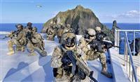 韓国軍が竹島防衛訓練に突入、規模拡大し名称も変更 対日緊張さらに増幅