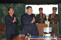 金氏iPadで実験視察? 北朝鮮メディア写真公開