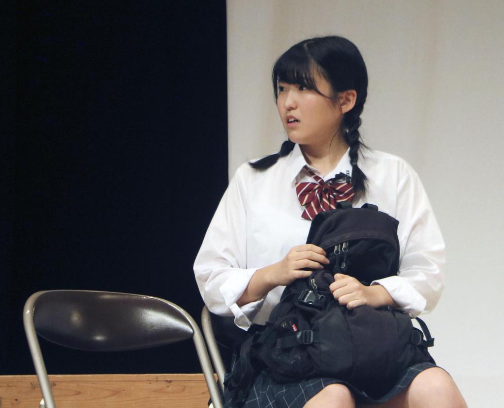 東京の女子高生グランプリ 愛媛で「笑顔甲子園」