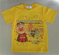 新「アンパンマン列車Tシャツ」発売 JR四国の駅