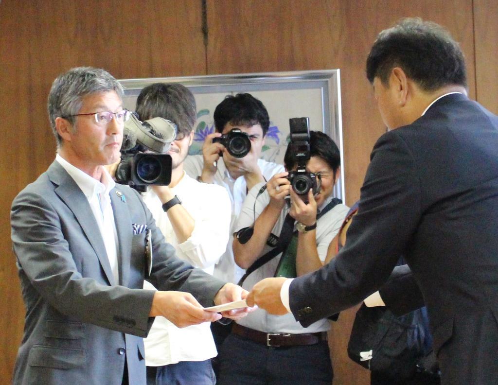 再稼働5年以内に廃炉判断 柏崎刈羽原発1~5号機 東電社長、…