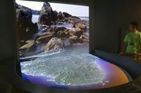 串本に「南紀熊野ジオパークセンター」オープン 紀伊半島の成り立ち紹介