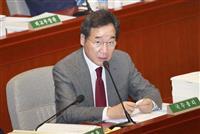 韓国首相、日本が措置撤回なら「GSOMIA破棄見直し」