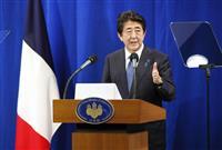 拉致問題「G7全てから理解と支持」 安倍首相会見