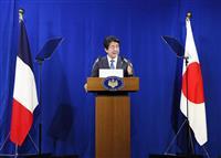 安倍首相会見詳報 内閣改造・自民党役員人事「安定と挑戦の強力な布陣を敷く」