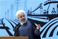 イラン「米の制裁解除が先」 米との首脳会談で