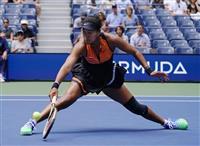 大坂、2回戦に進出 全米テニス第2日