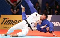 世界柔道 男子90キロ級・向が決勝進出