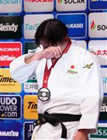 世界柔道 向が銀メダル 姉も応援「五輪で活躍する姿みたい」