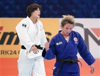 世界柔道、新井千鶴3連覇ならず 埼玉の恩師がエール「五輪に向けて平常心で」