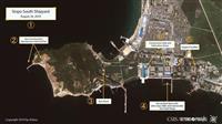 北朝鮮が弾道ミサイル搭載潜水艦建造 発射実験も準備か