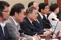韓国大統領「歴史問題を経済問題に絡めた」 対日強硬姿勢を鮮明に