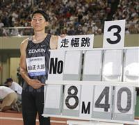 【スポーツ記者リポート】日本記録が連発した「ナイトゲームズ・イン福井」 東京五輪控え陸…