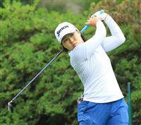 畑岡が首位と2打差の5位発進 米女子ゴルフのポートランド・クラシック第1日