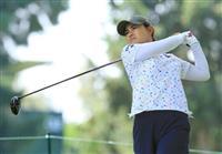 横峯「主人とけんかもしたけど…」 米女子ゴルフのポートランド・クラシック第1日