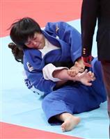 浜田尚里、決勝進出 ウルフは敗者復活戦に勝利 世界柔道