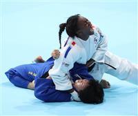 女子78キロ級浜田尚里は銀メダル