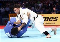 世界柔道男子100キロ級 ウルフが銅メダル