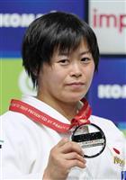 銀メダルは東京五輪への糧 78キロ級・浜田 日本武道館での女王奪還誓う