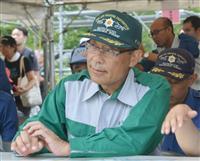 埼玉県の大野知事が就任 地震防災訓練を視察