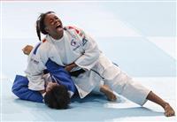 フランス女子勢好調、3冠目 世界柔道
