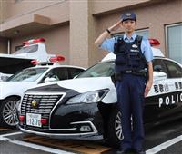 豪雨救助の県警駐在員に感銘 記者辞め警察官に転身「地域の役に」