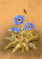 【かながわ美の手帖】成川美術館「堀文子展~感謝と哀悼の意を込めて~」