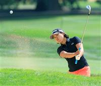 畑岡が18位に浮上 米女子ゴルフ第3日