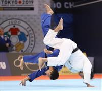日本が決勝進出 世界柔道混合団体