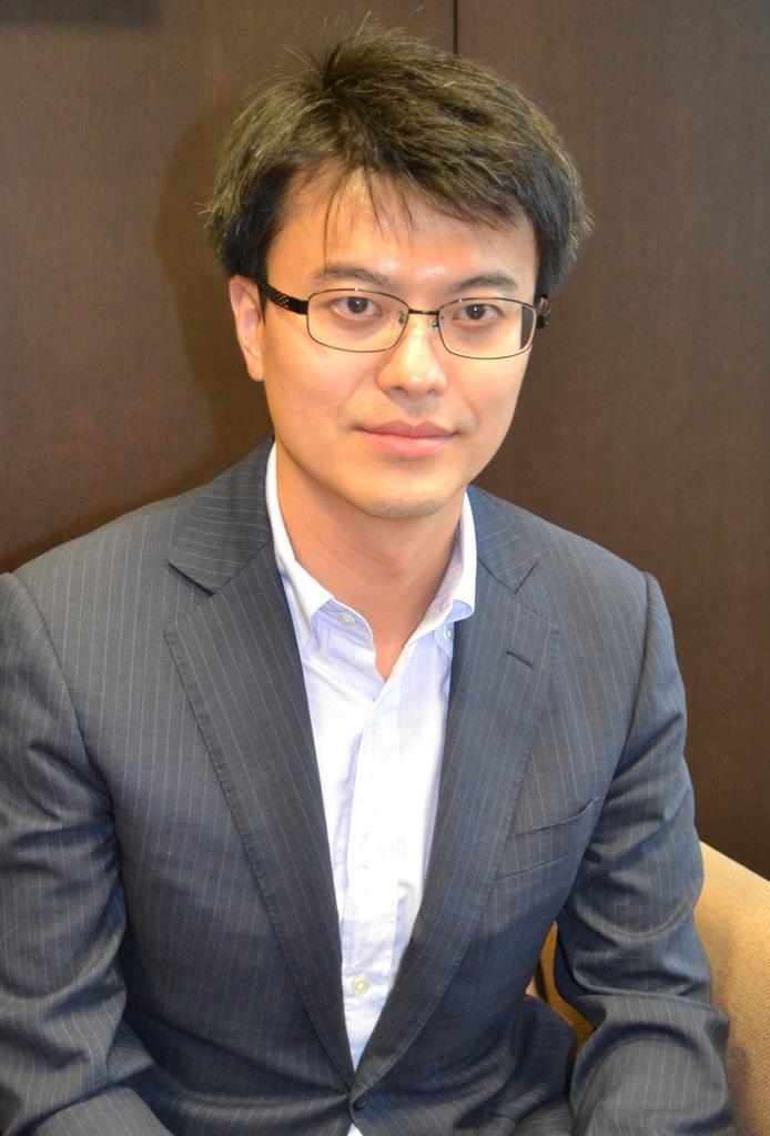 日本総合研究所主任研究員の関辰一氏
