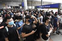 「人道危機が起きている」 香港独立派リーダーが日本にメッセージ