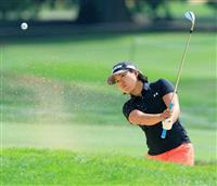 畑岡奈紗は4位、グリーン優勝 米女子ゴルフ最終日