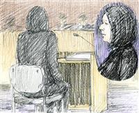 【目黒女児虐待死、母親初公判詳報】(1)涙でしばらく言葉出ず 「報復されるのが怖くて……