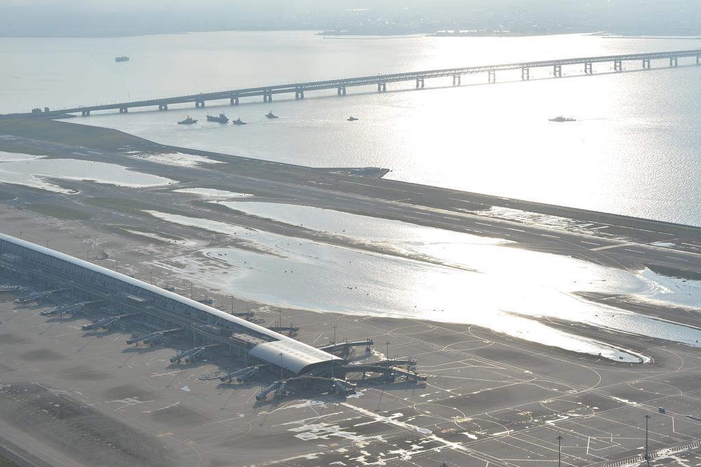 関西国際空港の第一ターミナル