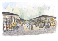 「日光の社寺」に憩いの場 来年3月、西参道茶屋オープン