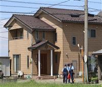 空き家で2遺体見つかる 男性と女児、福井