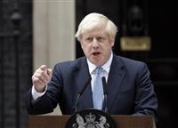ジョンソン英首相、「合意なき離脱」阻止なら総選挙示唆 造反組を牽制か