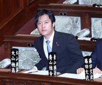 丸山穂高氏の聴取要請で一致 野党、竹島巡る戦争発言
