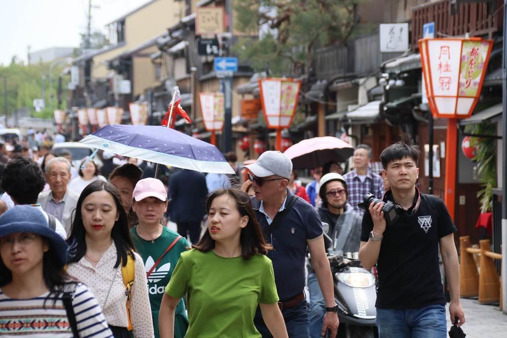 観光消費は京都市に集中 昨年の京都府内1兆3700億円、6年…