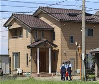 娘への殺人容疑で母親逮捕 福井県警、住宅の2遺体