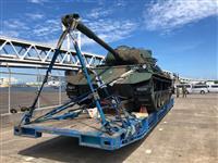【国際情勢分析】戦後初の国産「61式戦車」 海を渡りヨルダンで展示へ